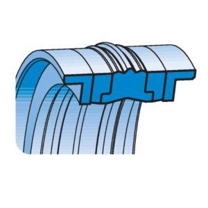 Artic-Seals Piston Seals Hydraulic KDSP