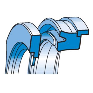 Artic-Seals Piston Seals Hydraulic PSH + RR